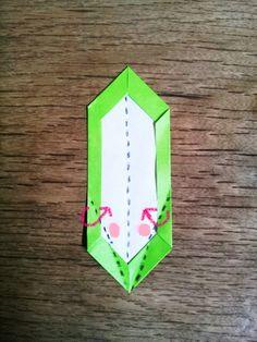 ダリアの折り方(ひかりとり紙/トランスパレントスター/折り紙/花) | うっとりがみ/おりがみサンキャッチャーを作ろう! Origami, Logos, Stars, Logo, Origami Paper, Origami Art