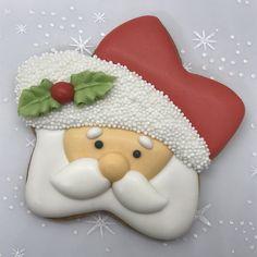 Christmas Sugar Cookies, Christmas Cupcakes, Christmas Baking, Christmas Treats, Christmas Candy, Holiday, Cookies For Kids, Cute Cookies, Cupcake Cookies