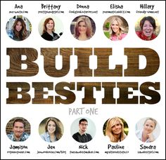CRAZY TALENTED DIY BLOGGERS... you must follow them all!