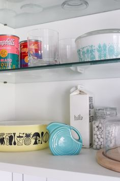 Apartment Therapy Blogger Style: Andie's Own Kitchen