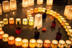 Ieder jaar wordt het gevierd; wereldlichtjesdag. Op de 2e zondag van december worden er lichtjes aangestoken om kinderen diezijn gestorven te herdenken.