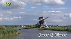Elshout Mill Network at Kinderdijk Wind Turbine, World, Places, Youtube, The World, Youtubers, Youtube Movies, Lugares
