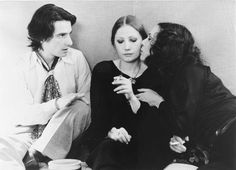 """""""la maman et la putain"""", de Jean Eustache, 1973"""