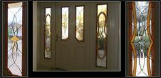 witraż fazowany #glassatelier , #witraż , #stainedglass ,