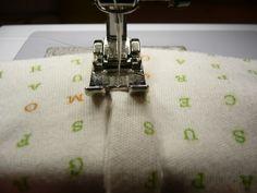 Fabulous turorials on using knit fabrics without a serger.
