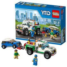 Lego Буксировщик автомобилей (60081)