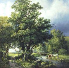 М.А.Сатаров -современный художник пейзажист/пейзаж