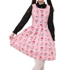Worldwide shipping available ♪ カップケーキジャンパースカート Emily Temple cute https://www.wunderwelt.jp/en/products/w-02186  IOS application ☆ Alice Holic ☆ release Japanese: https://aliceholic.com/ English: http://en.aliceholic.com/