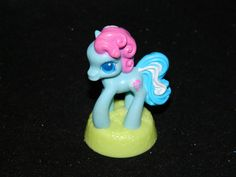 My Little Pony G3 McDonald's 2007 Shenanigans Happy Meal Figure [1a] #Hasbro