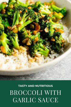 Broccoli With Garlic Sauce, Broccoli Stems, Garlic Recipes, Broccoli Recipes, Cheese Quiche, Homemade Chili, Broccoli Casserole