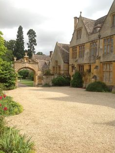 Cotswolds. Stanton House