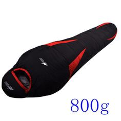 Hiking Windstopper Water Resistant Saco De Dormir Camping Adult Winter Thermal Duck Down Sleeping Bag