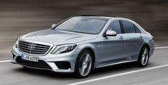 Mercedes-Benz S 63 AMG » Los Mejores Autos