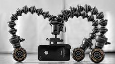 How to Get Panning Shots With Your iPhone 4S (Hint: It Involves Cineskates)