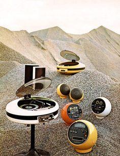 Weltron advertisement, 1970s