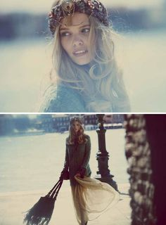 Marloes Horst for Free People. In one of my favorite cities, one of my favorite brands.