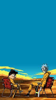 rick and morty wallpaper Cartoon Wallpaper, Trippy Wallpaper, Cool Wallpaper, Disney Wallpaper, Rick And Morty Quotes, Rick And Morty Poster, Dope Wallpapers, Animes Wallpapers, Wallpaper Wallpapers