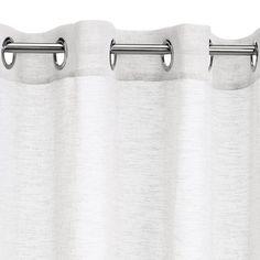 Gordijn UTKLIPPAN 1x140x245 beige   JYSK Beige, Curtains, Shower, Bathroom, Interior, Prints, Velvet, Net Curtains, Rain Shower Heads
