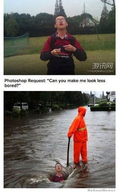 Chinese Photoshop Request