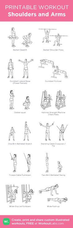 bodybuilding exercises pdf free download