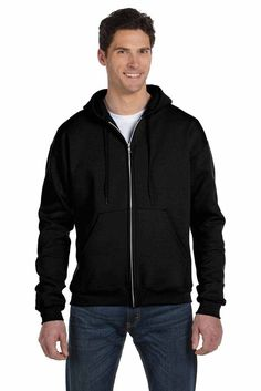 Eco Full-Zip Hooded Sweatshirt S800 Brandnew S-3XL 9 Athletic Colors Champion