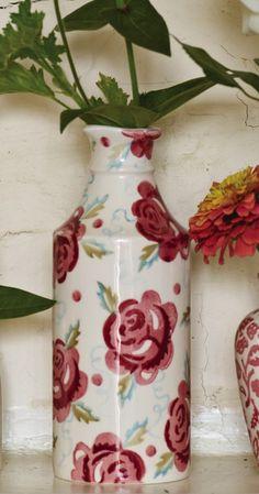 Reminds me of Lesley!  Emma Bridgewater Rose & Bee Ginger Bottle 2014