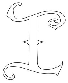 Fantasy Letter G  Uppercase Design Uth From Urbanthreads