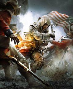 Assassins Creed by Xavier Thomas