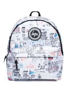 **Doodles Backpack by Hype - New In- Topshop Europe