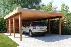 U kunt u bij Woodstar terecht voor een houten garage en carport op maat met berging en/of fietsstalling. Geïnteresseerd? Bel ons nu!