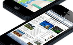 Apple released iOS 6 on Wednesday to eager iPhone, iPad and iPod touch users.