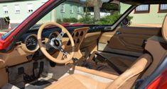 1970 Lamborghini Miura - Miura S
