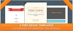 5 Template gratuitos para comenzar a crear libros electrónicos | Enlistados.net