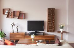 Modern LCD TV Ünite Modelleri | Modoko