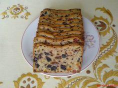 Püspökkenyér (maradék tojásfehérjéből) Pound Cake, Banana Bread, Cake Recipes, French Toast, Sweets, Breakfast, Food, Cakes, Morning Coffee