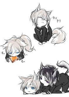 Meow - Shinya & Guren