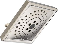 View the Delta 52684 Multi-Function Shower Head with H2Okinetic Technology at FaucetDirect.com.