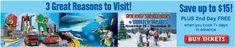 3 Great Reasons to Visit LEGOLAND California Resort