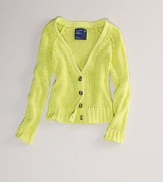 cardigans from american eagle<3