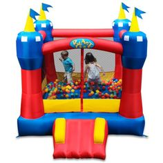 Bouncing Isn't Just for Tiggers! The Benefits of Bouncy Castles for Kids