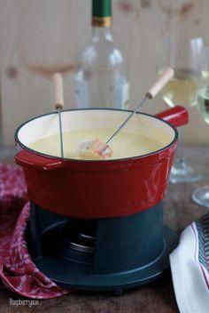 Französisches Käsefondue