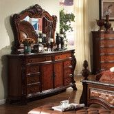 Found it at Wayfair - Luxor 8 Drawer Combo Dresser with Mirror