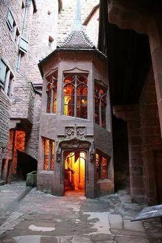 Favorite secret entrance.