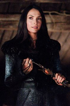 """Muriel the Witch played by Famke Jannsen in """"Hansel And Gretel : Witch Hunters"""""""