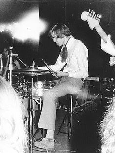 Paris, 1973 © kdm archives playing drums with Psy Free © kdm archives Klaus Schulze was born in Berlin, Germany on August. How To Play Drums, Electronic Music, Interview, Berlin Germany, Concert, Paris, Free, Musicians, Band