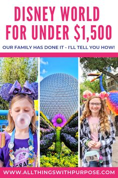 Here's how to plan the cheapest Disney World trip possible for a family of five! Our family has done it and I'll share with you all the money saving tips! Cheap Disney Vacation, Disney Money, Disney On A Budget, Disney World Vacation Planning, Disney World Parks, Walt Disney World Vacations, Disney Planning, Disney Travel, Cheapest Disney World Tickets