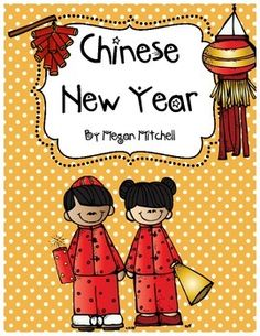 Teach your children about the Chinese New Year!  Perfect for the Primary Grades.