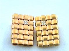 Item: 18988  14K ROSE CUFFLINKS Your Price $1,902.95 List Price  $5,437.00 You save $3,534.05 by luckyjewelers.com