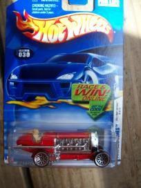 Hot wheels 2002 First Edition # 18/42 Torpedo Jones  free shipping!!