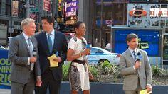 GMA team New York City, New York, Nyc